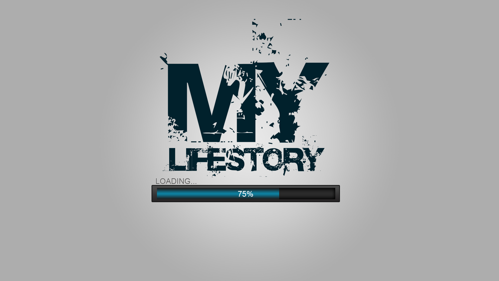 My Life Story Is Loading HD Wallpaper